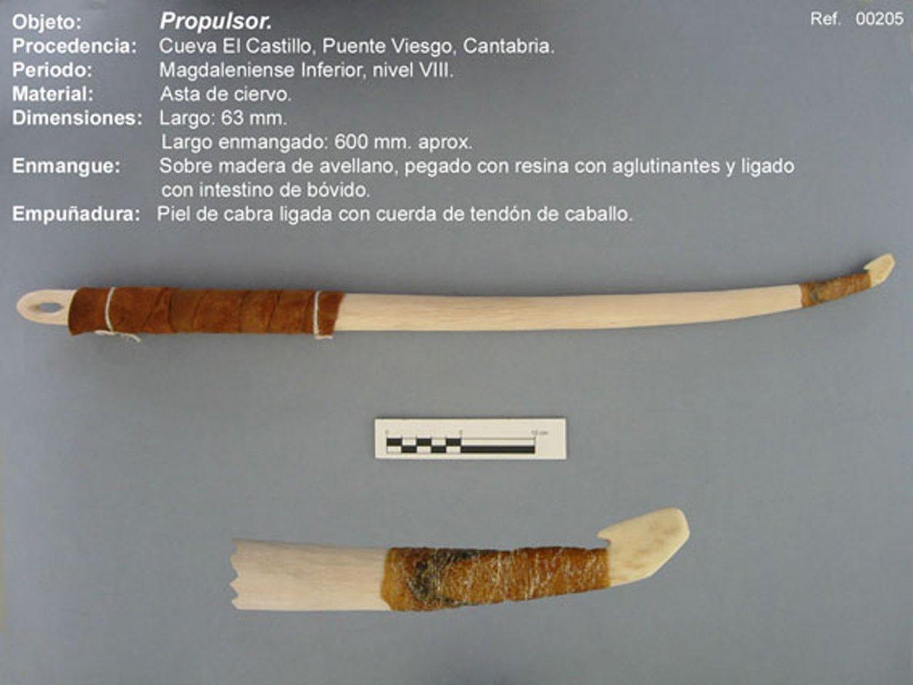 00205 Propulsor. El Castillo