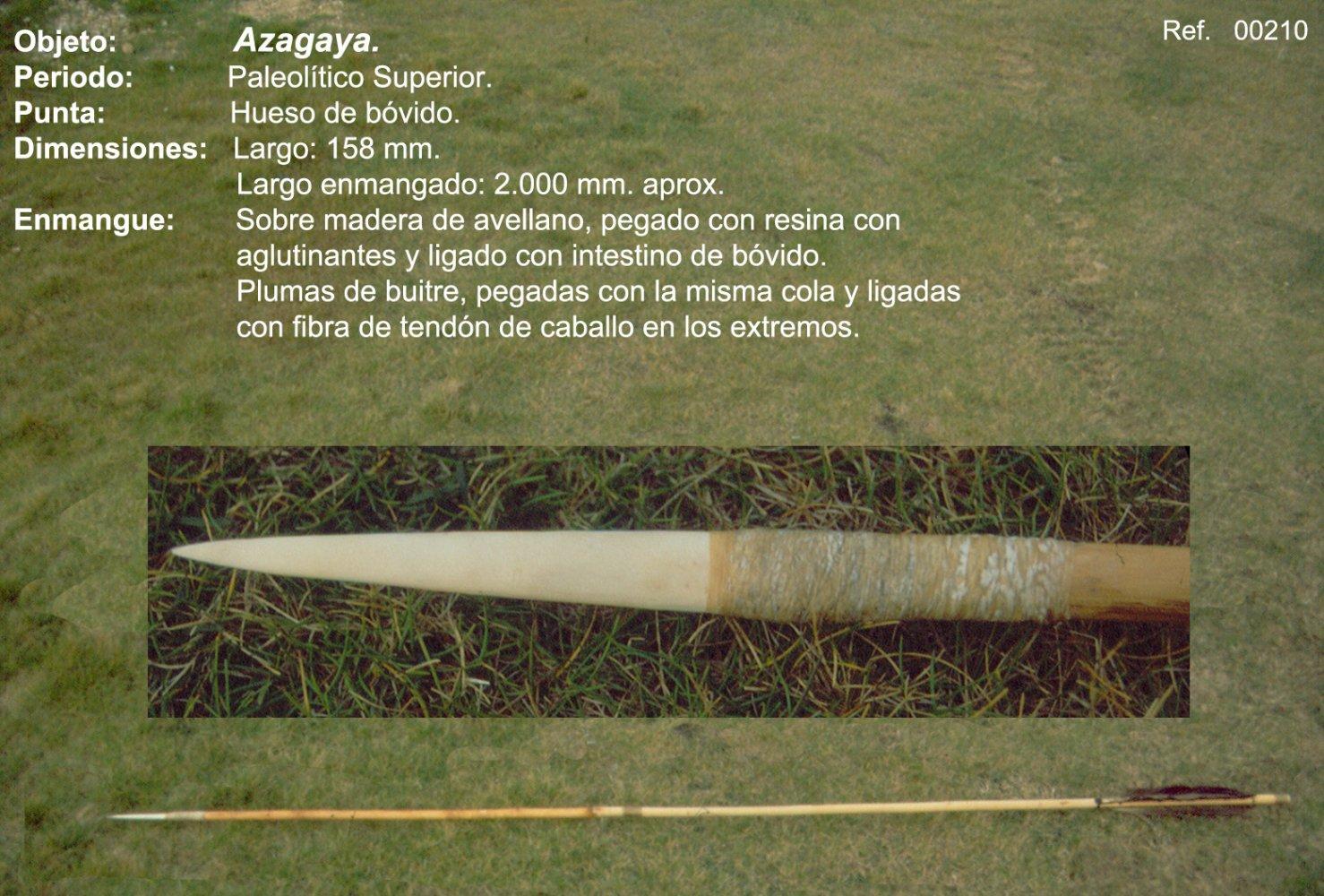 00210 Azagaya-hueso