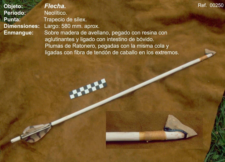 00250 flecha