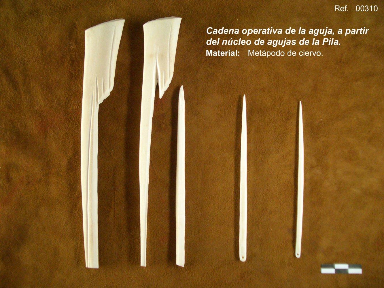 00310 Cadena de la aguja
